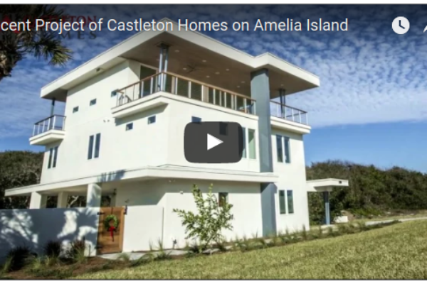 Custom Homes on Amelia Island